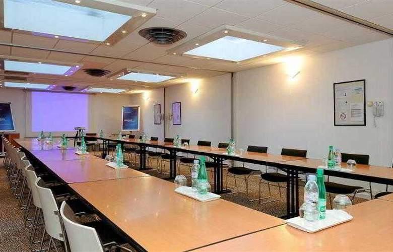 Novotel Thalassa Le Touquet - Hotel - 9