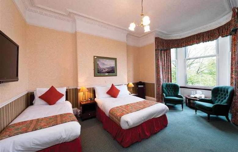 BEST WESTERN Braid Hills Hotel - Hotel - 184