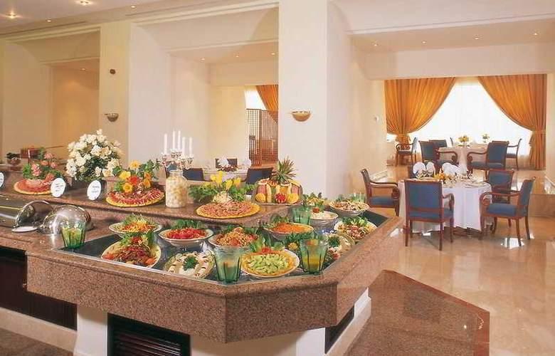 Holiday Inn Jeddah - Al Salam - Restaurant - 5