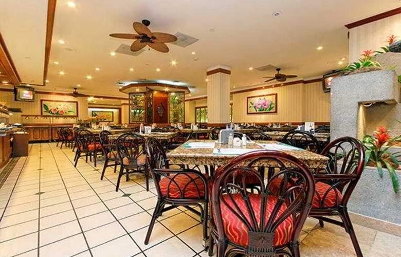 Holiday Inn San José Aurola - Restaurant - 9