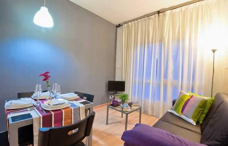Sata Sagrada Familia Area - Room - 5