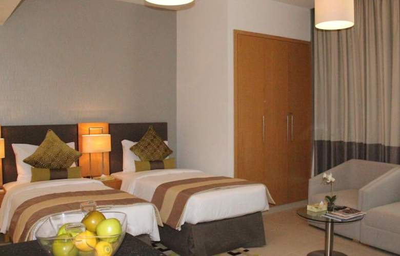 Grand Midwest Reve Hotel Apartments - Room - 16