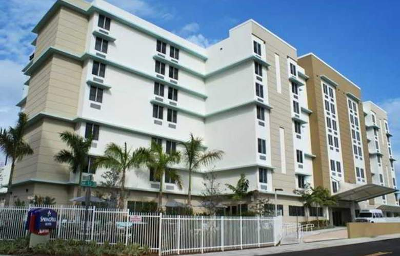SpringHill Suites Miami Arts/ Health District - Hotel - 6