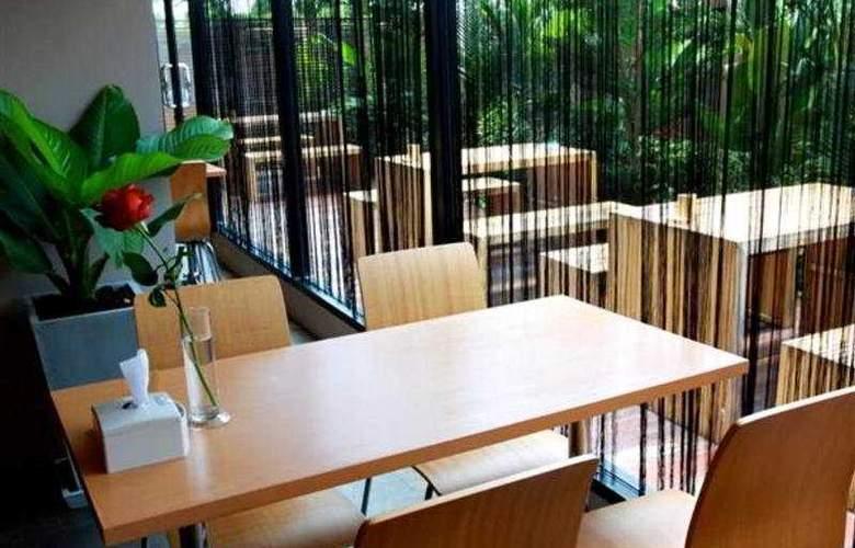 The Cottage Suvarnabhumi - Restaurant - 10