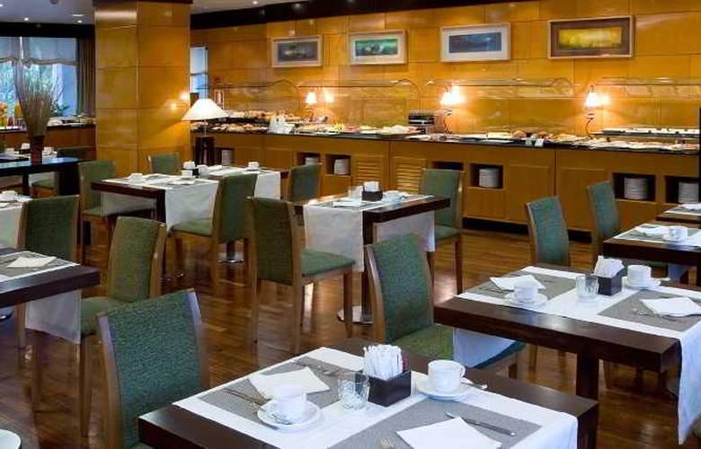 Eurostars Atlántico - Restaurant - 8