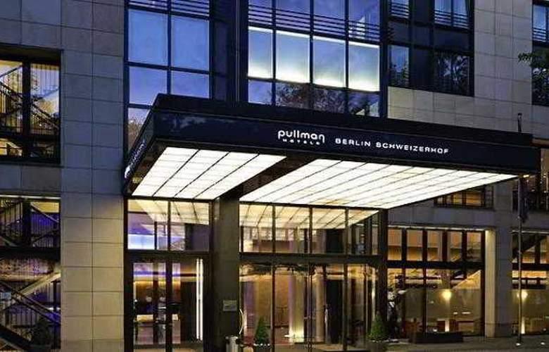 Pullman Berlin Schweizerhof - Hotel - 0