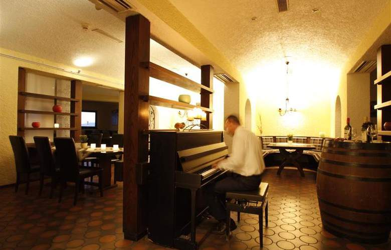 Best Western Hotel am Münster - Restaurant - 0