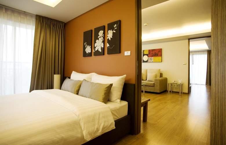 Golden Pearl Residences - Room - 10