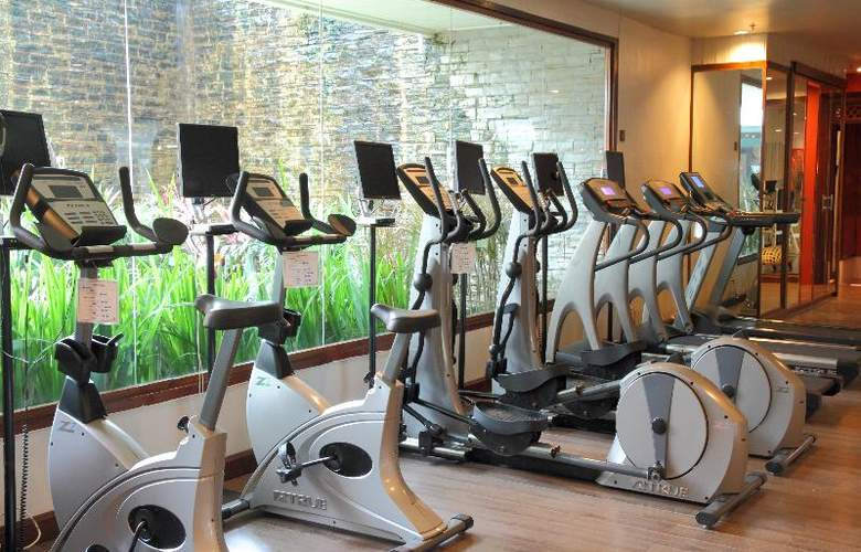 RatiLanna Riverside Spa Resort Chiang Mai - Sport - 44