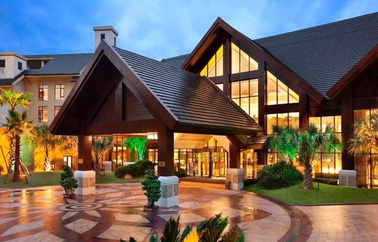 Hilton Hangzhou Qiandao Lake Resort - Hotel - 1
