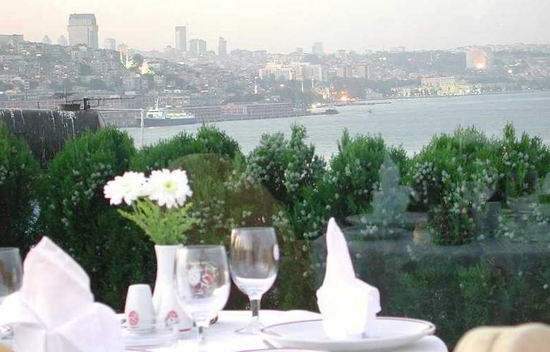 Seres Hotel - Restaurant - 5