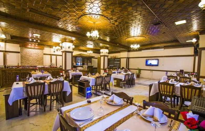 Zalifre Hotel Safranbolu - Restaurant - 10