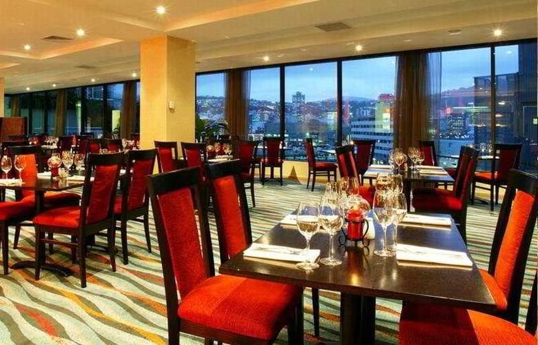 Copthorne Hotel Wellington Oriental Bay - Restaurant - 3