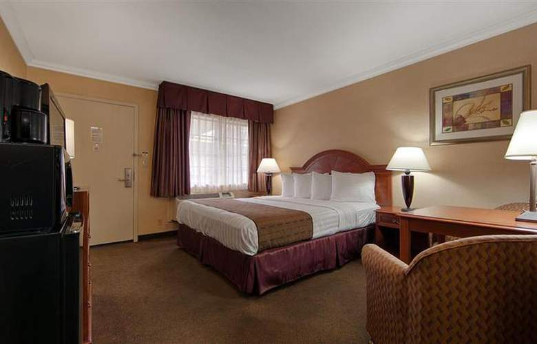 Best Western Hollywood Plaza Inn - Room - 53