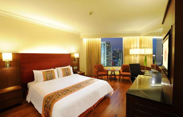 Rembrandt Hotel - Room - 2