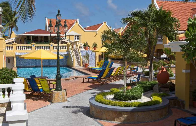 Amsterdam Manor Beach Resort - Hotel - 11