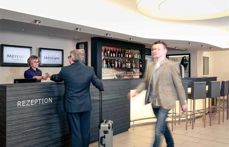 Mercure Am Entenfang Hannover - Hotel - 42