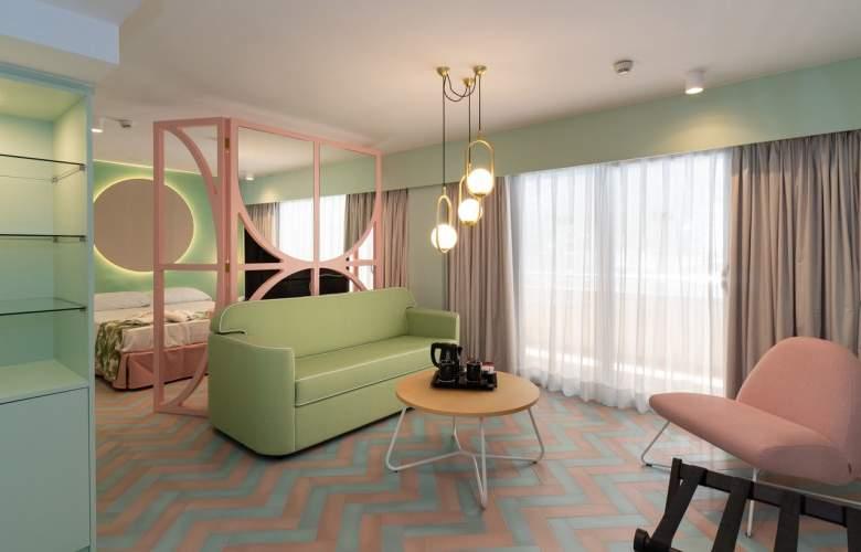 The Agir Springs Hotel by MedPlaya - Room - 11