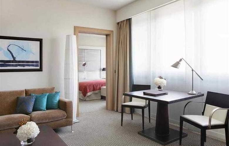 Sofitel Brussels Europe - Hotel - 59