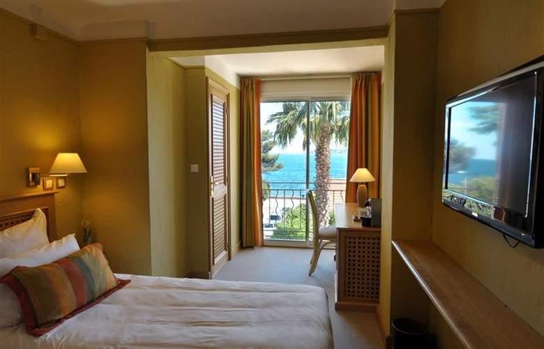 Best Western Hotel Montfleuri - Room - 88