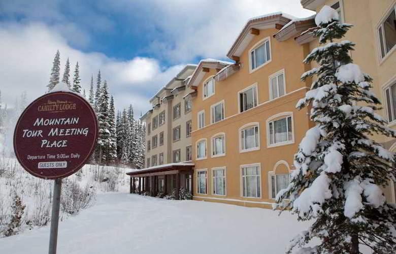 Nancy Greene's Cahilty Lodge - Hotel - 8