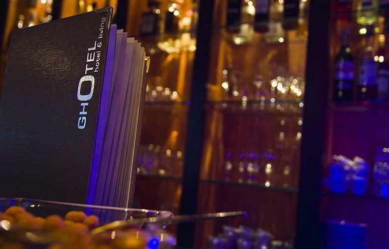 Ghotel Hotel & Living Hannover - Bar - 14