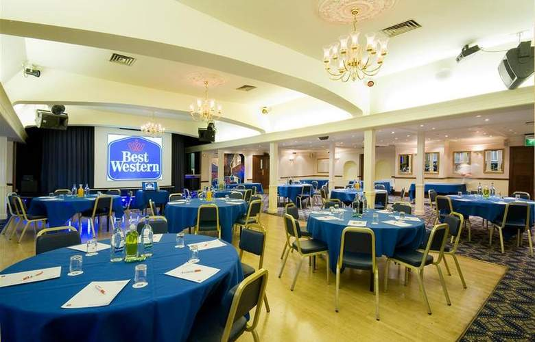 Best Western Calcot - Conference - 128
