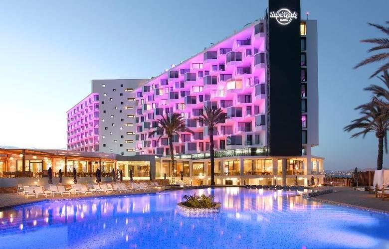 Hard Rock Ibiza - Hotel - 0