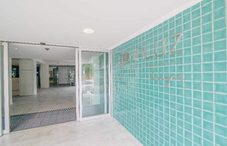 Aqualuz - Suite Hotel Apartments - Terrace - 10