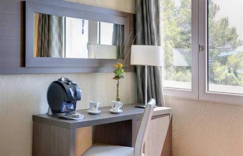 Best Western Elixir Grasse - Hotel - 47