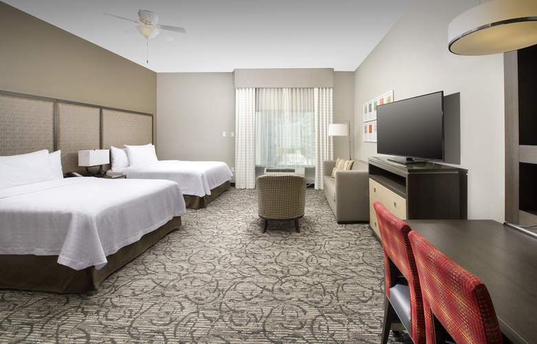 Homewood Suites by Hilton Miami Downtown/Brickell - Room - 2