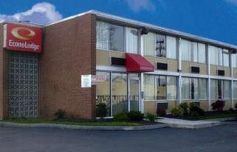 Econo Lodge (Baltimore) - Hotel - 0