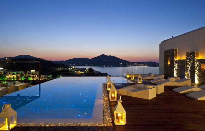 Senia Hotel - Pool - 2