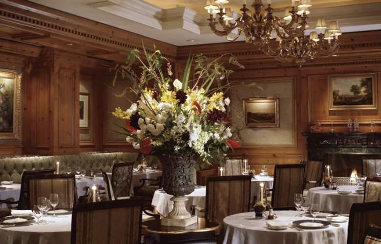 Ritz-Carlton Osaka - Restaurant - 19