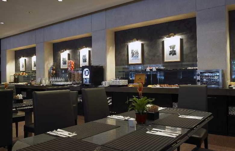 NH Leonardo Da Vinci Rome - Restaurant - 35