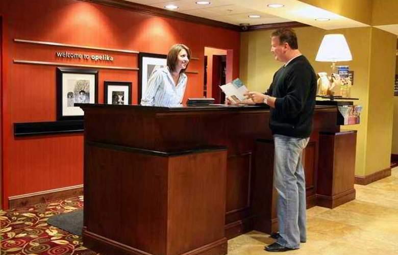 Hampton Inn & Suites Opelika I-85 Auburn Area - Hotel - 0
