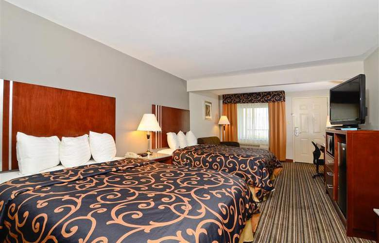 Best Western Executive Inn - Room - 52