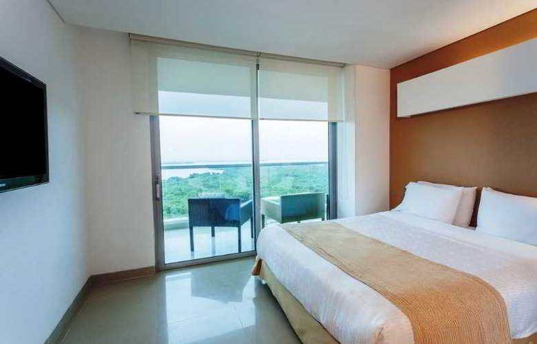 Sonesta Cartagena - Room - 13