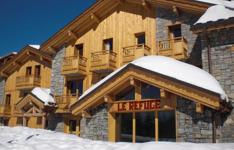 Chalet le Refuge - Hotel - 0