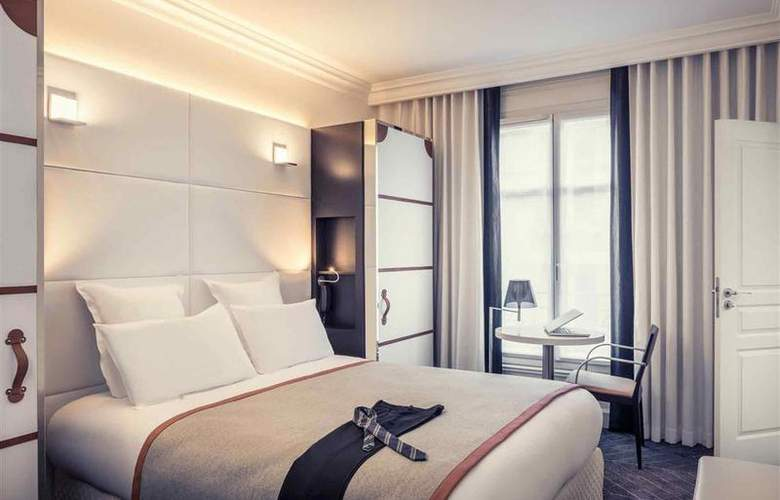 Mercure Paris Saint-Lazare Monceau - Room - 34