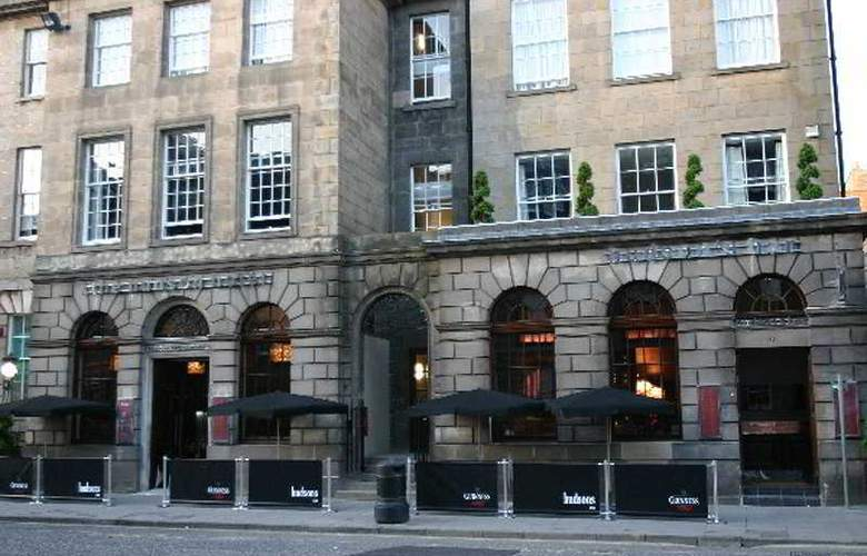 The Hudson Hotel Edinburgh - Hotel - 0