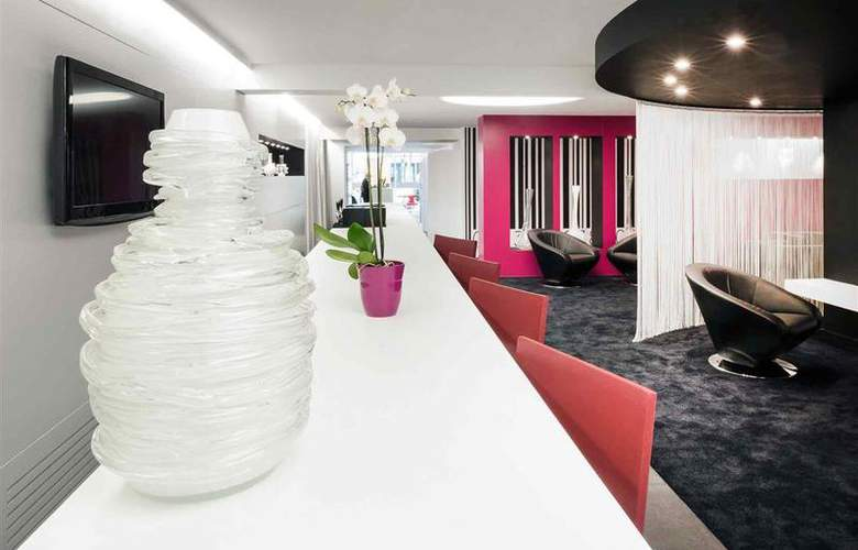 Ibis Styles Brussels Louise - Hotel - 12