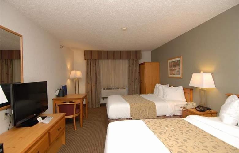 Best Western Alpenglo Lodge - Room - 42