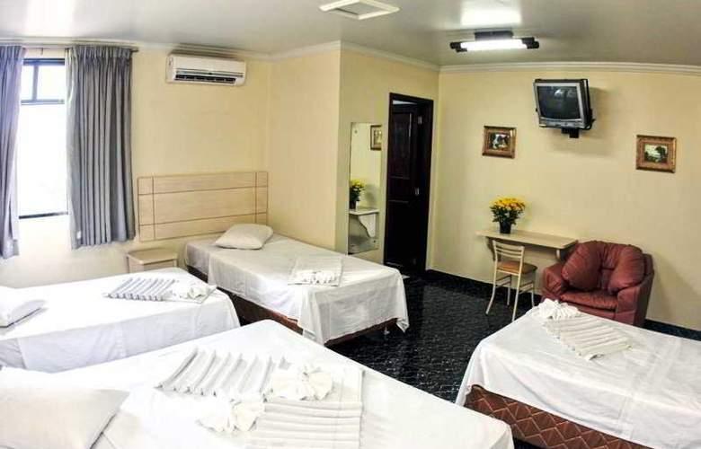 Hotel Tres Fronteiras - Room - 0