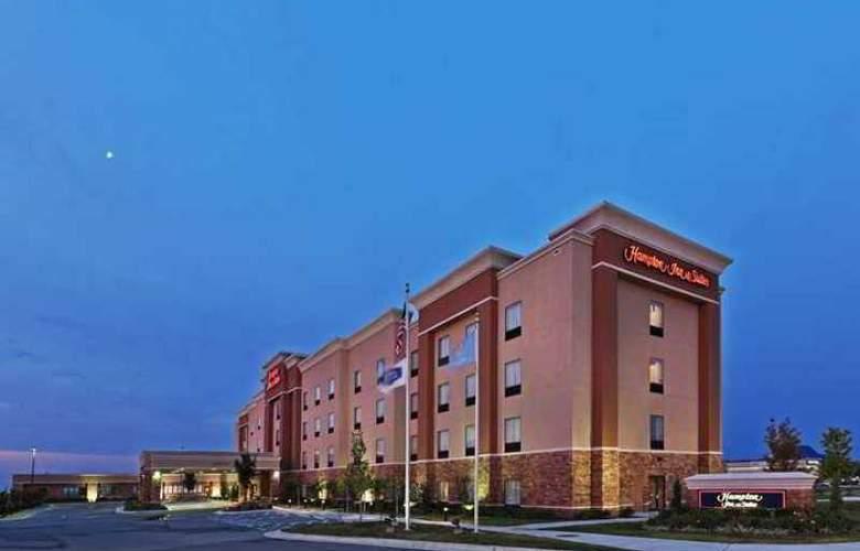 Hampton Inn & Suites Tulsa North/Owasso - Hotel - 8