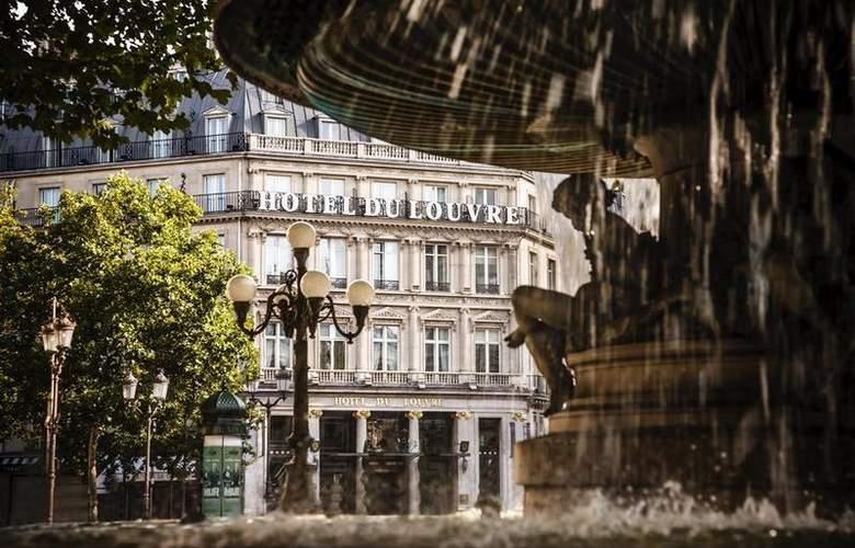 Hotel du Louvre, a Hyatt hotel - Hotel - 10