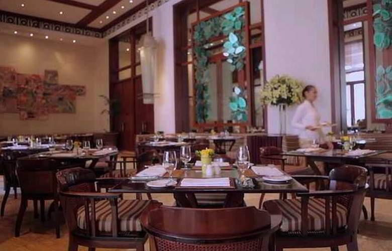 The Dharmawangsa - Restaurant - 30