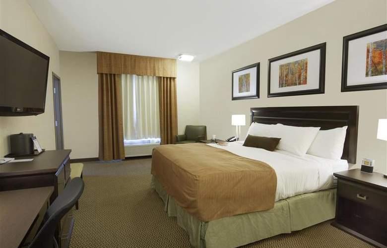 Best Western Plus The Inn At St. Albert - Room - 119