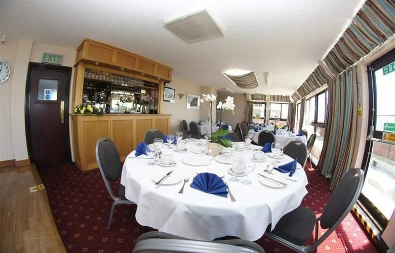 Best Western Princes Marine - Restaurant - 93