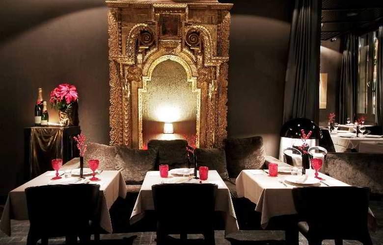 EME Catedral Hotel - Restaurant - 27